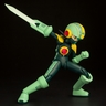 4-Inch-inel Mega Man NT Warrior: Site Style (Hub Style)